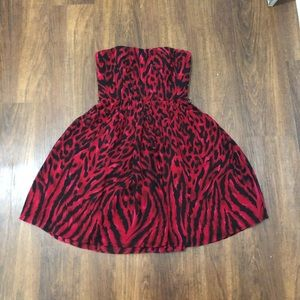BHWM strapless dress